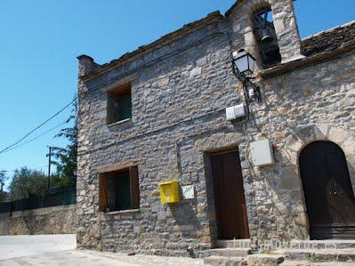 TURISMO VERDE HUESCA. Casa La Herrería de Almazorre